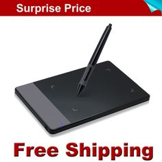 """Surprise Price free shipping HUION 420 professional signature tablet. Find More Digital Tablets Information about Free Shipping Promotion New HUION 420 4"""" Professional Signature Pen Tablet Digital Tablet  Graphics Drawing Tablet With MINI USB,High Quality Digital Tablets from Huion Animation Technology Co., Ltd. on Aliexpress.com"""