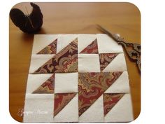 Dear Jane® :  L 5 Para tener más información acerca de este quilt podés dir...