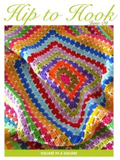 Sarah London's Square in a Square, Pay for pattern, many others available.     Love this one!