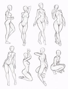 Figure Drawing for Fashion Illustrations Body Drawing, Anatomy Drawing, Figure Drawing, Human Anatomy, Body Anatomy, Cat Anatomy, Human Drawing, Drawing Base, Anatomy Reference