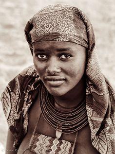 Deserto de Kunene, por Susan Portnoy.