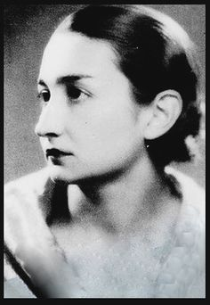 Ernestina de Champourcín Spanish poetess of the Generation of Cgi, Nobel Prize, Playwright, The Voice, Spanish, Female, Madrid, Women, Authors