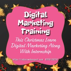 Digital marketing is the marketing of products or services using digital technologies on the Internet, through mobile phone Apps, display advertising, and any other digital mediums.  Learn Digital Marketing with us and get 20% off