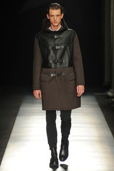 Neil Barrett Fall 2014 Menswear Collection Slideshow on Style.com