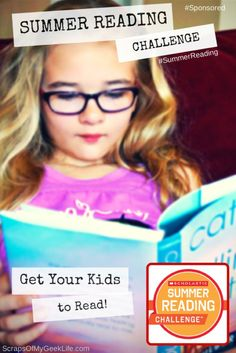 Get Your Kids Reading With Scholastic Summer Reading Challenge #SummerReading [Sponsored] http://scrapsofmygeeklife.com/family/scholastic-summer-reading-challenge/?utm_campaign=coscheduleutm_source=pinterestutm_medium=Michele%20McGraw%2C%20Scraps%20of%20My%20Geek%20Life%20(Scraps%20of%20My%20Geek%20Life%20Posts)utm_content=Get%20Your%20Kids%20Reading%20With%20Scholastic%20Summer%20Reading%20Challenge%20%23SummerReading%20%5BSponsored%5D