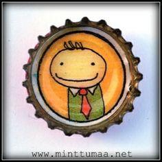 Magneetti Isä - Astubutiikkiin.fi Charlie Brown, Gifts, Gift Ideas, Men, Flowers, Presents, Guys, Favors, Gift