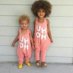 Adorable Afros!