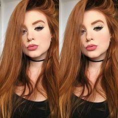 Read Aquele nosso cantinho 😍 from the story Para Livros (Postagens E Personagens) ❤️ by _Ops_Thata (Thata) with 404 reads. Redhead Makeup, Hair Makeup, Messy Hairstyles, Pretty Hairstyles, Strawberry Blonde Hair, Haircut And Color, Auburn Hair, Red Hair Color, Color Cobrizo