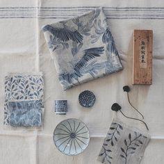 Blue favourites! Cushion covers match! #emmavonbromssen by emma_von_bromssen