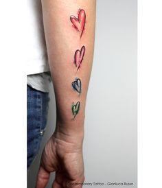 Pretty Tattoos, Love Tattoos, Beautiful Tattoos, New Tattoos, Small Tattoos, Baby Tattoos, Sister Tattoos, Wrist Tattoos, Body Art Tattoos