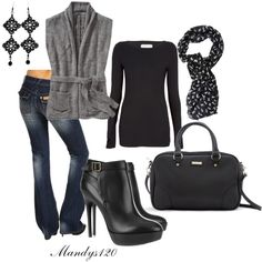 """""""For Fall"""" by mandys120 on Polyvore"""