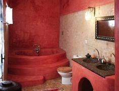 Riad Baladin ad Essaouira, la vasca del nostro bagno