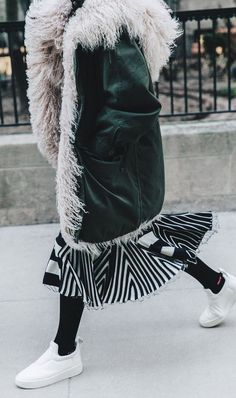6 Winter Style Tricks No One Ever Taught You via @WhoWhatWear