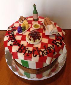 birthday cake ideas on Pinterest Italian Cupcakes ...