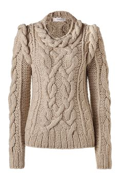 pringle pullover oatmeal version front