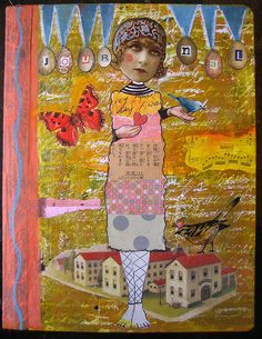 Art Journal Front | Flickr - Photo Sharing!