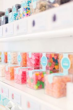 LUXURIOUS ONE-OF-A-KIND CANDY SHOP TOUR WITH SUGARFINA