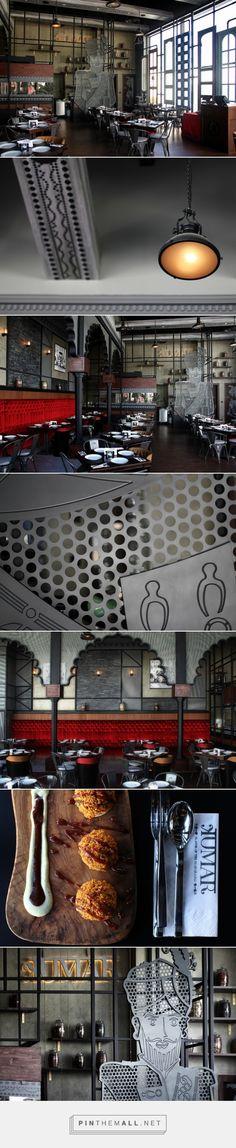 Kumar - Indian Restaurant Kuwait - Murooj  Interior Design and Branding - created via https://pinthemall.net