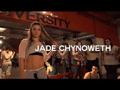 JADE CHYNOWETH - BEST DANCE COMPILATION - YouTube