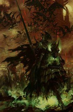 Black Knight of Vampire Counts.