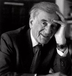 """""""Hope is like peace. It is not a gift from God. It is a gift only we can give one another."""" - Elie Wiesel"""