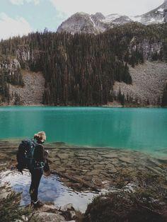 You and Nature / via Hiking Dreams