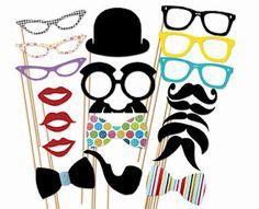 8eac3e971be98 óculos Festa Do Bigode, 15 Anos, Primeiros, Carnaval Ideias, Festa Infantil,