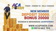 Ayo bergabung bersama kami di ACAPOKER deposit 20.000 bonus 20.000 #pokeronline #pokerindonesia #pokeronlineindonesia #poker88life #poker88city #agenpokerglx #dominoasia #agenpoker #agenpokerindonesia #pokerplayer #situspoker #websitepoker #pokergame #bandarpoker #bandarpokeronline #situspoker #websitepoker #acapoker #glxpoker #judipoker #judipokeronline #situsjudionline #websitejudi #judionline #judipoker #judipokeronline #bandarjudi #bandarjudionline #bandarjudipoker #judipokeruangasli