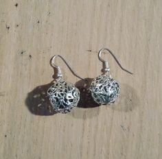 Orecchini in filigrana d'argento
