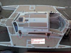 trimaran removing centerboard - Boat Design Forums