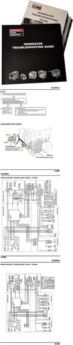 manuals and guides 42229 jacobsen serial number and year 1921 1979 rh pinterest com Honda Portable Generators Honda 3000 Generator
