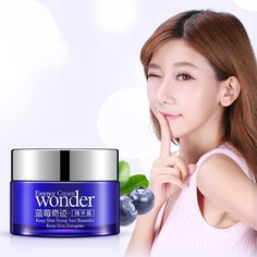 Blueberry Skin Care Moisturizing Face Cream Whitening Face Cream Deep Hydrating Anti Wrinkle Anti-Aging Cream New