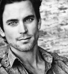 Matt Bomer.. check out that smolder
