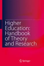 Higher Education: Handbook of Theory and Research - series edited by Paulsen, M. Information Literacy, Study Skills, Higher Education, Research, Theory, Search, Science Inquiry