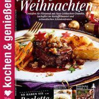 Kochen & Genießen – Dezember 2017: PDF, Magazines, topcookbox.com