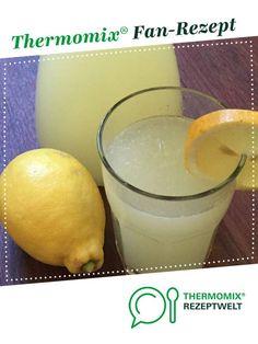 Zitronenlimo (LOGI / Low Carb) von bimo65. Ein Thermomix ®️️ Rezept aus der Kategorie Getränke auf www.rezeptwelt.de, der Thermomix ®️️ Community.