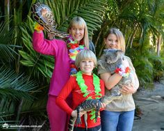Wild Child! Bindi Irwin Celebrates 15th Birthday With Zoo-Themed Party | E! Online Mobile