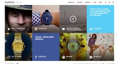 Swatch Redesign Site