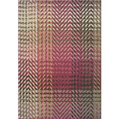 Momeni Elton Multi Indoor Area Rug (Common: 8 x Actual: W x L) at Lowe's. A contemporary interpretation of classic Ikat designs, this modern area rug is an eye- catching addition to interior rooms with a global aesthetic. Transitional Area Rugs, Modern Area Rugs, Graphic Patterns, Geometric Designs, Latex Free, Rug Making, 9 And 10, Paint Colors
