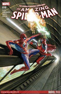 AMAZING SPIDER-MAN (2015) #10
