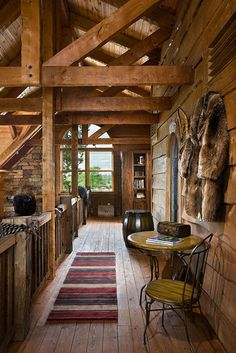 Traditional Kitchen Photos Log Cabin Decorating Design, Pictures, Remodel, Decor and Ideas - page 28
