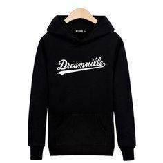 Famous Dreamville Funny Hooded Hoodies Men Brand Logo for Harajuku Sweatshirt in…