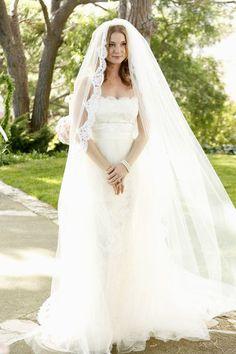 Revenge Emily Thorne Wedding Dress