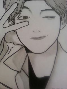 12 Best Art Kstyle Images In 2019 Bts Taehyung Drawings Bts