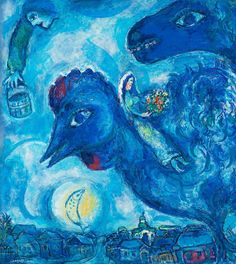 marc chagall painting