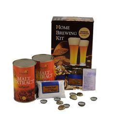 Bavarian Hefeweizen True Brew Ingredient Kit