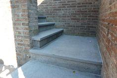 Bury Natuursteen-Trappen