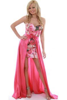 Hawaiian Dresses for Quince