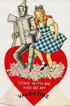 Wonderful Things No.6: Vintage Valentines
