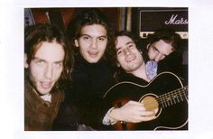 Jeff Buckley and Band